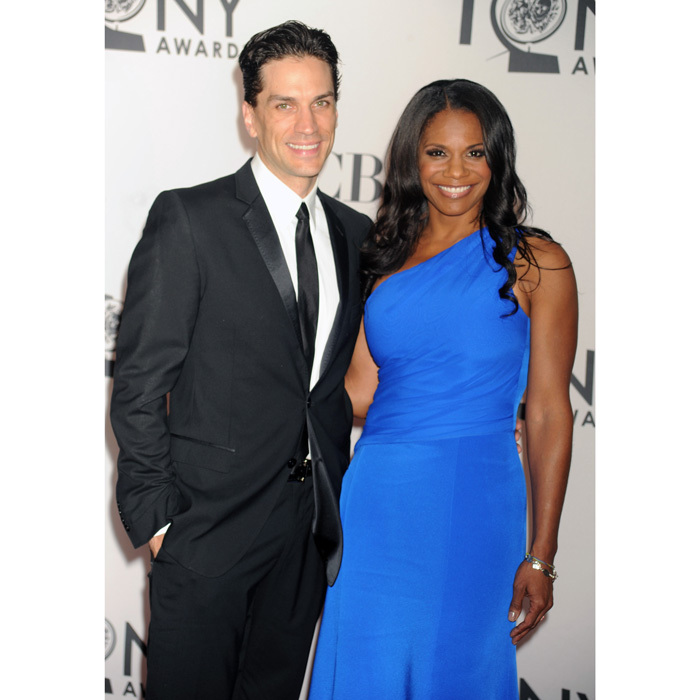 "Broadway legend Audra McDonald and her husband Will Swenson welcomed their first child, a girl, together on October 19, 2016. The actress took to social media to announce the joyous news, while giving fans a glimpse at their new bundle of joy's feet. She wrote, ""Will and I are overjoyed to welcome Sally James McDonald-Swenson, named for Will's late mother, Sally, and my late father, Stanley James. Our hearts are bursting and our lives forever changed.""