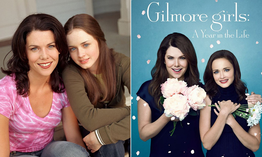 <b>Gilmore Girls</b>