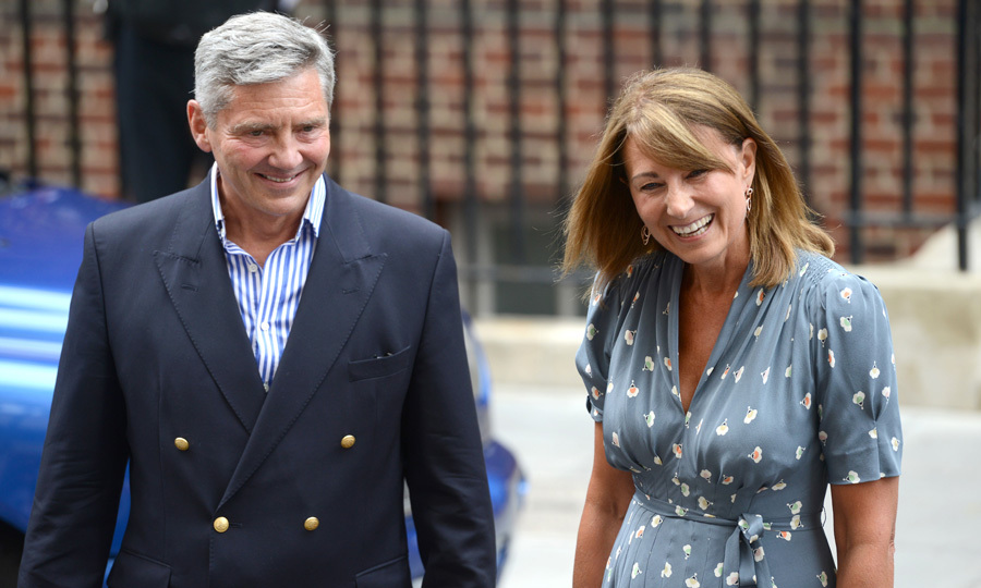 <b>Parents of the Bride</b>