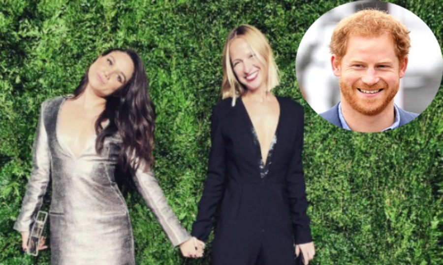 Is this the woman who introduced Prince Harry to new love Meghan ...