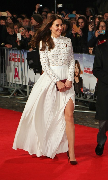 Kate Middleton is known for her impeccable style, which includes bespoke gowns and coat dresses — but every once in a while, the Duchess makes a daring fashion statement. Click through to see some of the royal's boldest fashion moments.