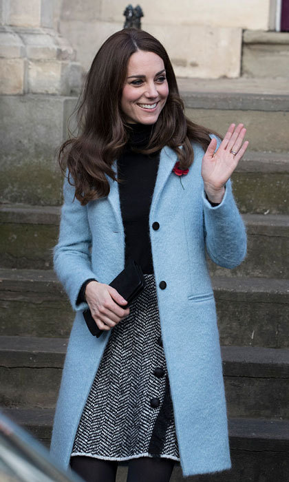 Royal style: Kate Middleton's best coats - HELLO! US