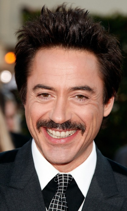 <b>Robert Downey Jr., 2008</b>