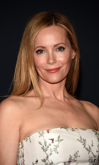 "<a href=""http://us.hellomagazine.com/tags/1/leslie-mann/""><strong>Leslie Mann</strong></a> was just peachy for her appearance at the Academy of Motion Picture Arts and Sciences' 8th Annual Governors Awards in Hollywood, CA.