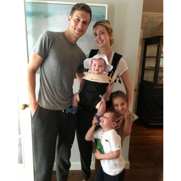"Donald Jr.'s children won't be the only tots visiting their grandpa in the White House. New First Daughter Ivanka Trump and her husband Jared Kushner have three little ones of their own - Arabella, Joseph and Theodore. The mom-of-three has said, ""I feel blessed to come home at night and feel like the most loved woman in the [world emoji].""