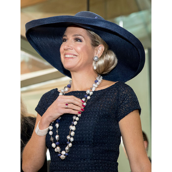 "Royals love a great hat, but there's no denying <a href=""http://us.hellomagazine.com/tags/1/queen-maxima/""><strong>Queen Maxima</strong></a> of the Netherlands takes the crown for boldest brims. If you love some seriously sensational headgear, check out this edit of our faves from the Dutch Queen's wardrobe...