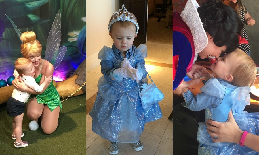 <i>Some people wait a lifetime, for a <b>magical</b> moment like this</i>. 