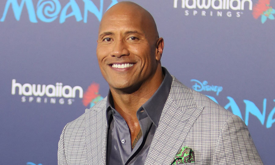 Dwayne 'The Rock' Johnson shows off his soft side when talking about his daughters