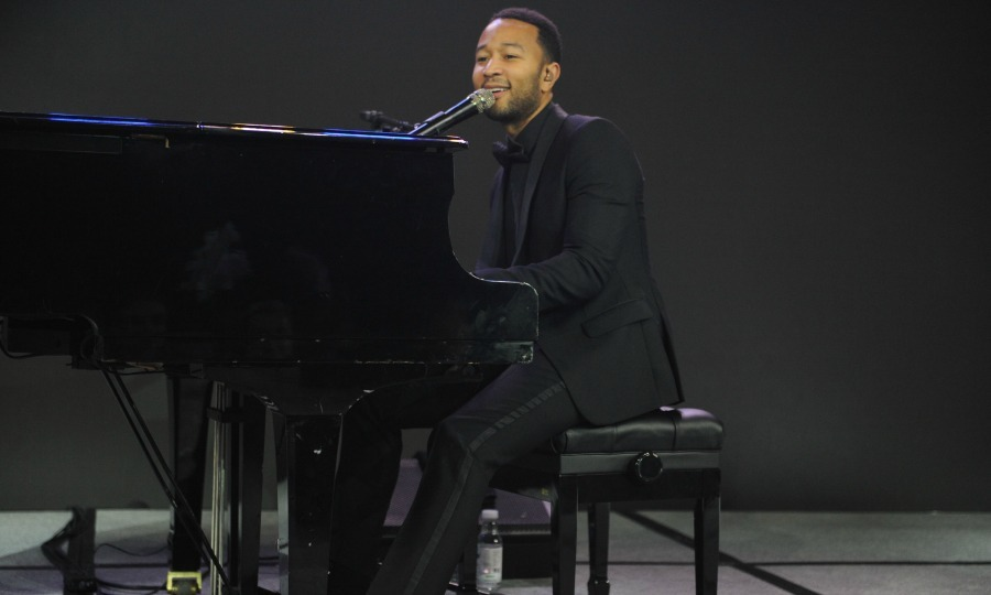 November 12: John Legend performed in front of a sold out crowd during the  22nd annual InterContinental® Miami Make-A-Wish® Ball. 