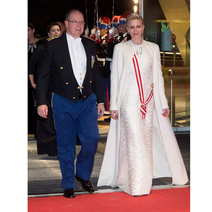 Monaco's spectacular National Day celebration was truly a family affair, with the youngest generation of royals – and a pregnant Beatrice Borromeo – stealing the show during the festivities.
