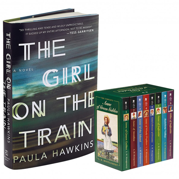 Kate was a huge fan of the best-selling thriller <I>The Girl on the Train</I> by Paula Hawkins. She also adored the <I>Anne of Green Gables</I> books as a child, and made a special request to visit Prince Edward Island during her post-wedding tour of Canada in 2011, where she met an actress clad as Anne herself.