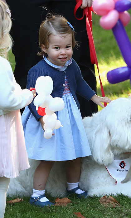 "We've heard about the Kate Effect and the George Effect – and royal toddler <a href=""http://us.hellomagazine.com/tags/1/princess-charlotte/""><strong>Princess Charlotte</strong></a> shows that she, too, has inherited the magic touch when it comes to fashion. Thanks to <a href=""http://us.hellomagazine.com/tags/1/prince-william/""><strong>Prince William</strong></a> and <a href=""http://us.hellomagazine.com/tags/1/kate-middleton/""><strong>Kate Middleton</strong></a>'s daughter, previously little known childrenswear brands like M&H and Amaia Kids have become hot properties.