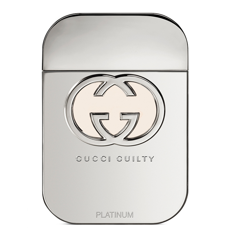 In the mood to celebrate? This limited-edition platinum flacon contains the signature oriental-floral scent and is as indulgent as a chilled flute of champagne. 