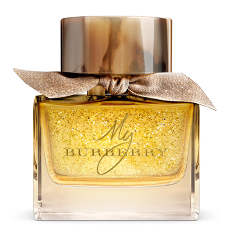 "Reinterpreting the classic floral scent with a new, ""sparkling"" top note of Bourbon Geranium, this limited-edition scent is as luxurious as a satin trench coat. 