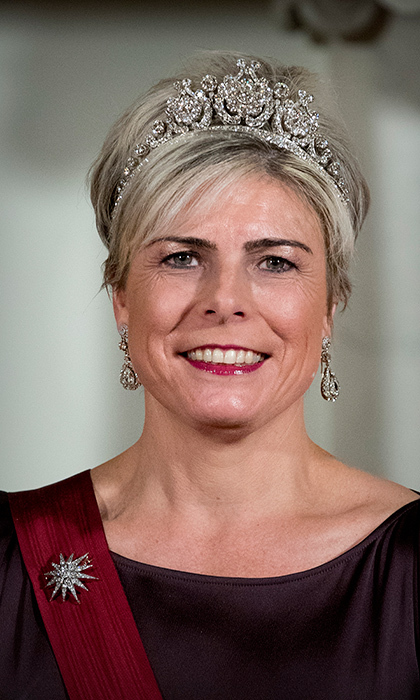 <b>Princess Laurentien of the Netherlands</b>
