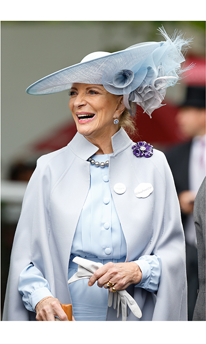 "British royal <a href=""http://us.hellomagazine.com/tags/1/princess-michael-of-kent/""><strong>Princess Michael of Kent</strong></a> – married to King George V's grandson, Queen Elizabeth's cousin Prince Michael of Kent – has long been a fashion icon. She's maintained her elegant style throughout the years and can still be seen at many events looking the picture of elegance.