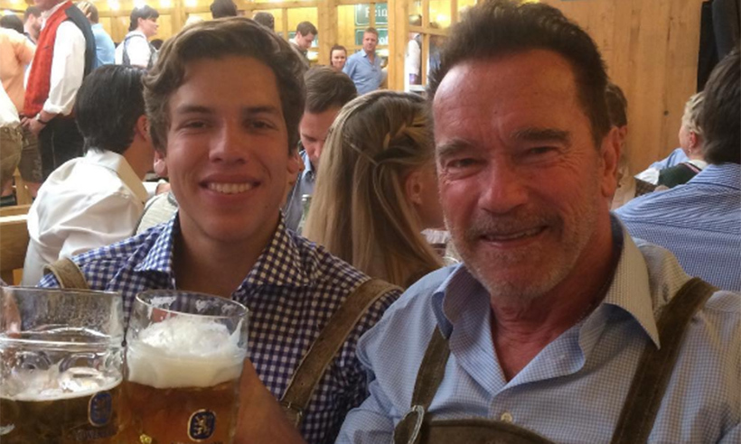 "3. <a href=""http://us.hellomagazine.com/celebrities/2016100333854/arnold-schwarzenegger-son-joseph-instagram/""><strong>Arnold Schwarzenegger's sweet birthday message to rarely-seen son Joseph</strong></a>