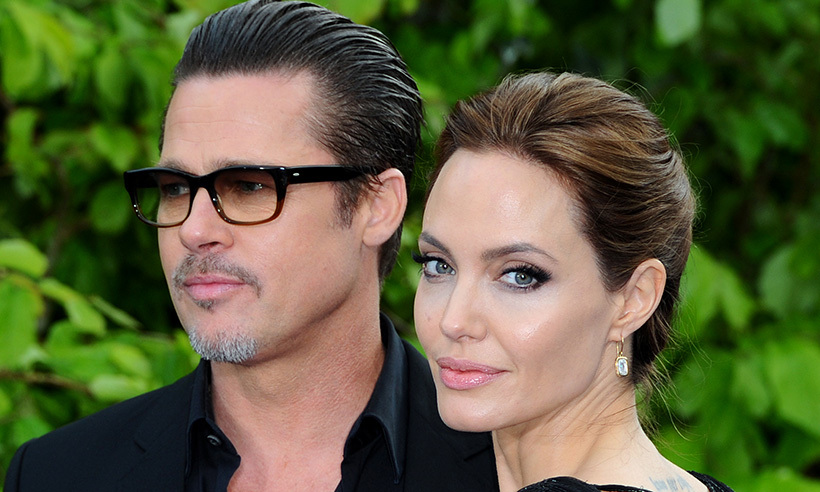 "4. <a href=""http://us.hellomagazine.com/celebrities/12016092117456/angelina-jolie-brad-pitt-divorce-unfolded/1/""><strong>Angelina Jolie and Brad Pitt's shocking split</strong></a>