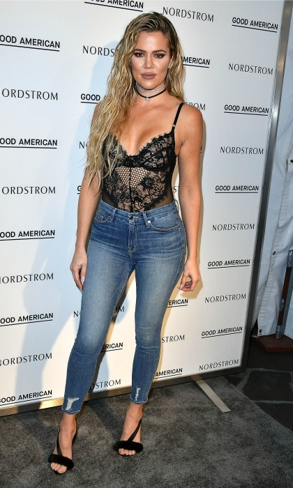 Khloe is the creator of Good American Denim - a line that celebrates women of all sizes. 