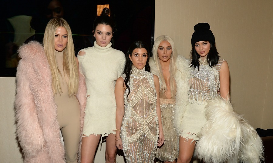 Khloe says she can't compare her body to sisters Kourtney, Kim, Kendall and Kylie. 