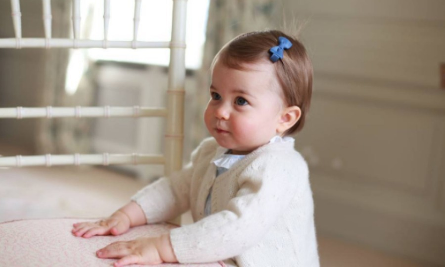 May: A special birthday for a special girl! What better way to mark her first birthday than with a photo shoot. Princess Charlotte turned one on May 2, and her mother captured some of the cutest images of the little lady. 