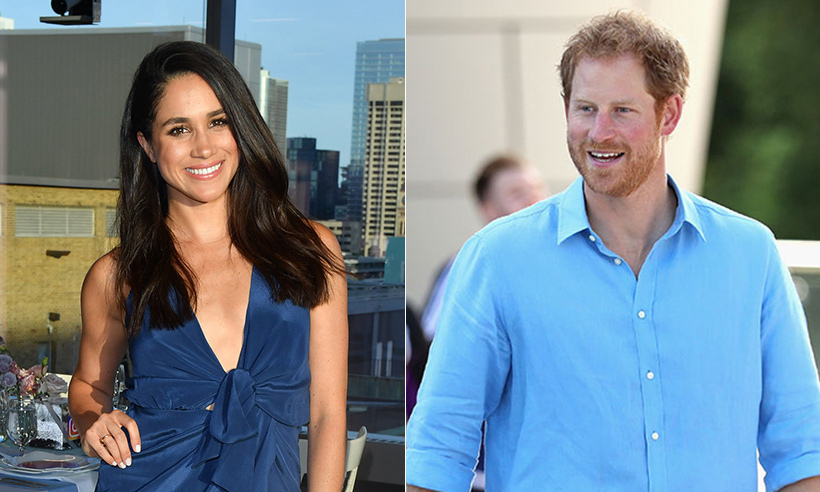 On November 8, the couple's relationship became official when Harry issued a lengthy appeal to the media on behalf of his girlfriend. In the rare statement, he's asked that they respect the privacy of his American girlfriend.