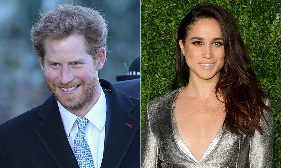 "On December 12, the couple reunited in London and were spotted shopping for a Christmas tree at Pines and Needles in Battersea. ""They came in at about 8.30 p.m. last night,"" a spokesperson for the shop told <b>HELLO! </b>. ""Prince Harry was with Meghan and hilariously the staff only recognized Meghan at first – they were so excited to have the girl from <i>Suits</i> there. It wasn't particularly cold but they were gloved and hatted out.""