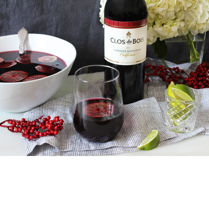 <b>CLOS DU BOIS HOLIDAY PUNCH</b>