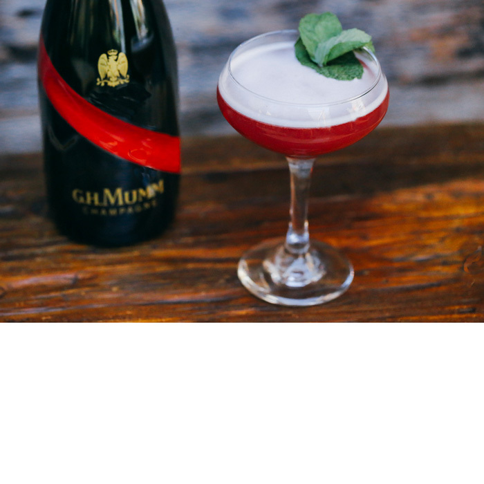 <b>MUMM APRES ROUGE</b>