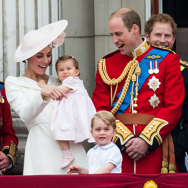 "15. <a href=""http://us.hellomagazine.com/royalty/2016061131869/princess-charlotte-prince-george-trooping-the-colour/""><strong>Princess Charlotte makes her Trooping the Colour debut with big brother Prince George</strong></a>