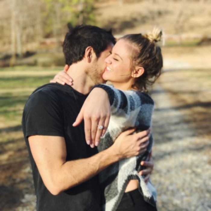 <b>Kelsea Ballerini and Morgan Evans</b>
