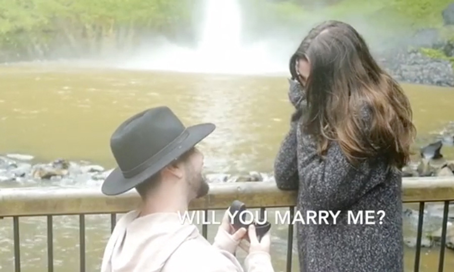 <b>Ashley Greene and Paul Khoury</b>