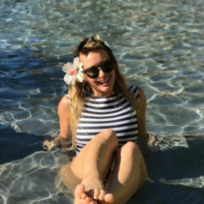 <b>Hilary Duff</b>
