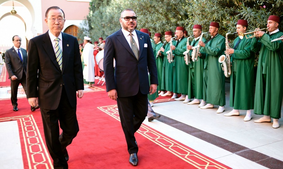 King Mohammed Vi Of Morocco Shows Off His Cool Fashion