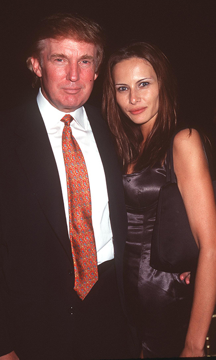 It was 1998 when then-Melania Knauss wore a little black dress to step out with her boyfriend Donald Trump to Cipriani in NYC.