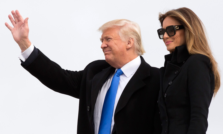 <b>The arrival</b>