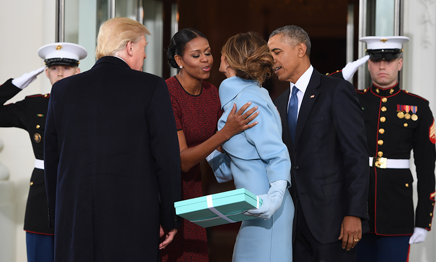 <b>Tea with the Obamas</b>