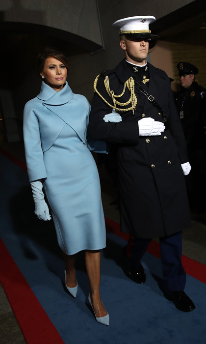 <b>INAUGURATION DAY CHIC </B> 