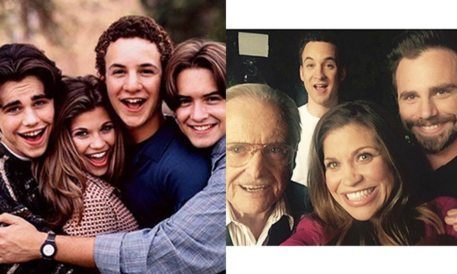 <b>Boy Meets World</b> 