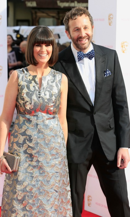 <b> Dawn Porter and Chris O'Dowd</b> 