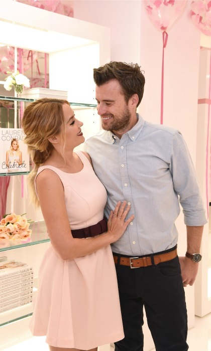 <b>Lauren Conrad and William Tell</b>