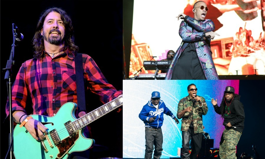 <b> Anderson .Paak/Dave Grohl and A Tribe Called Quest</b>
