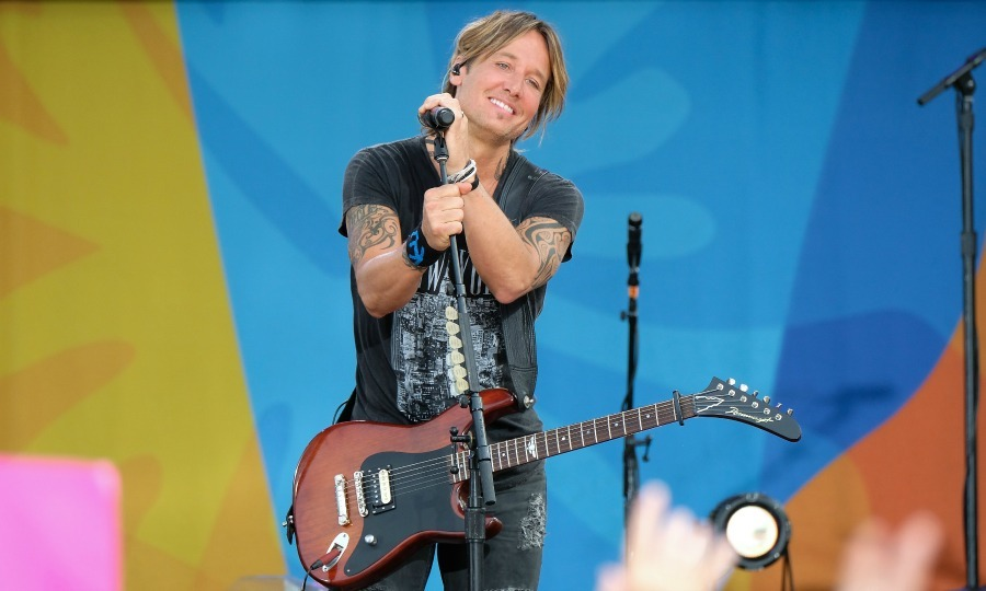 <b>Keith Urban</b> 