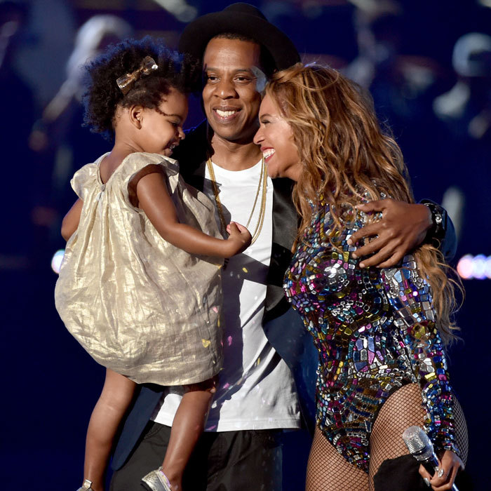 <b>Beyoncé and Jay Z</b>
