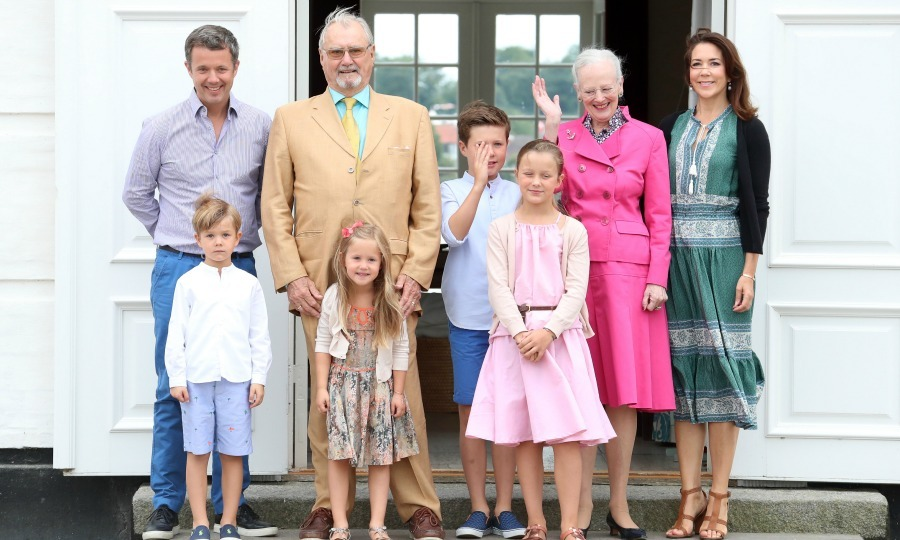 <b>Crown Prince Frederik and Crown Princess Mary</b>