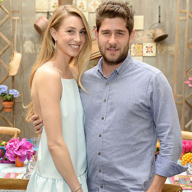 <b>Whitney Port and Tim Rosenman</b>