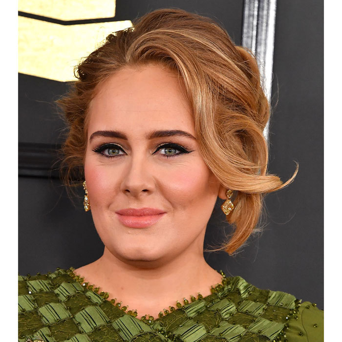 "Michael gave Adele a ""softly elegant and timeless"" makeup look.