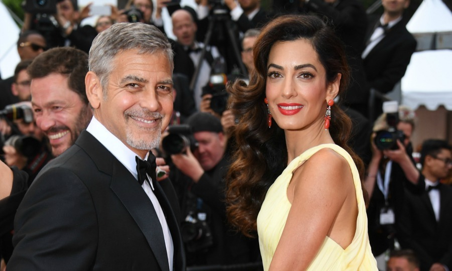 "Clooney party of four! <a href=""http://us.hellomagazine.com/tags/1/george-clooney/""><strong>George</strong></a> and <a href=""http://us.hellomagazine.com/tags/1/amal-clooney/""><strong>Amal Clooney</strong></a> are expecting twins this year. The actor, who has been married to the human rights attorney since 2014, opened up about his exciting new journey to fatherhood. 