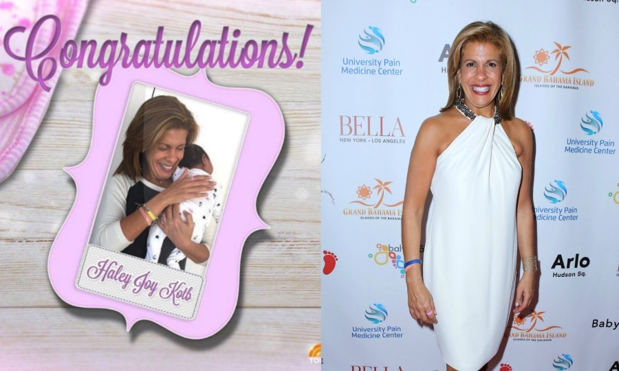 <b>Hoda Kotb</b> 