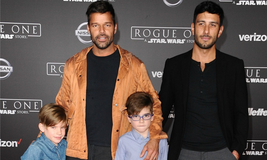 Congratulate, Ricky martin twin sons Certainly. join